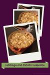 Cabbage and Potato Casserole