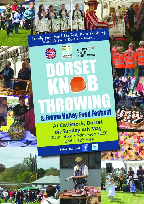 dorset knob throwing poster