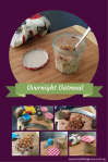 Overnight Oatmeal with #oliveoil