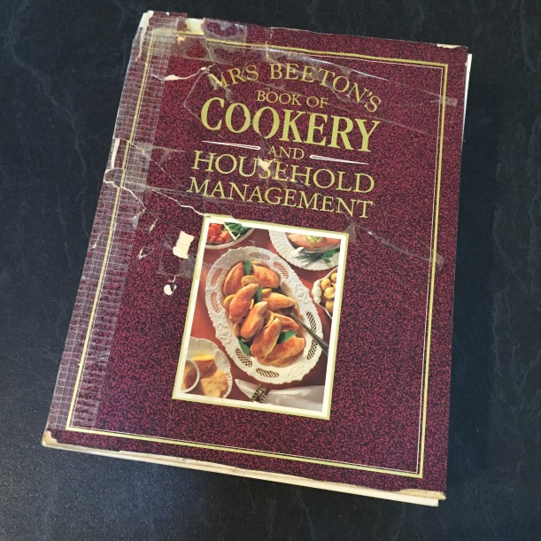 Mrs Beeton's book of cookery and household management