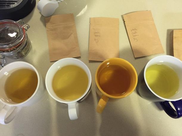 olive leaf tea tasting freshfield grove