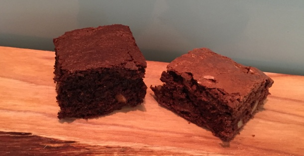 olive oil chocolate brownie