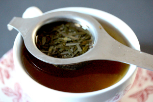olive lead tea